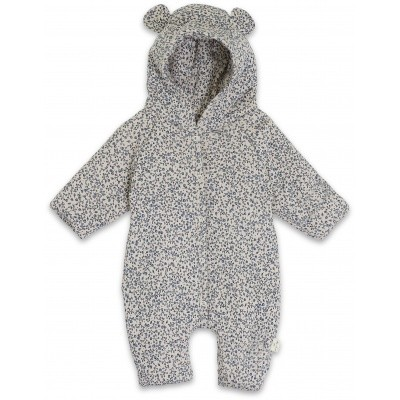 Konges Slojd New Born Onesie mit Kapuze