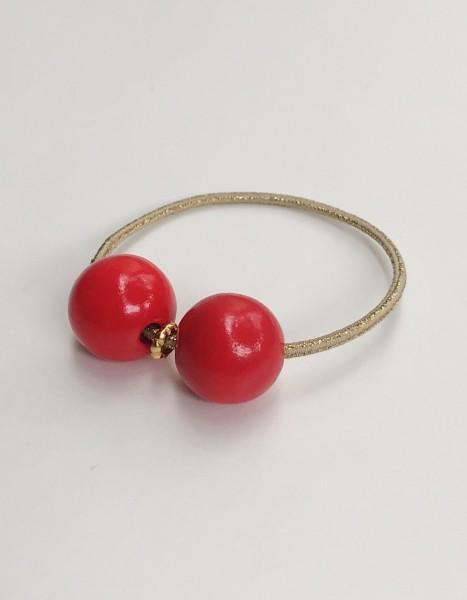 Mamaradscha Haargummi Warm Red Gold