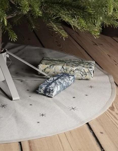 ferm Living Star Christmas Tree Blanket