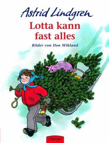 Buch Lotta kann fast alles