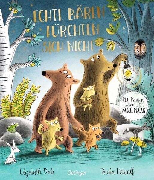 Buch Echte Bären fürchten sich nicht