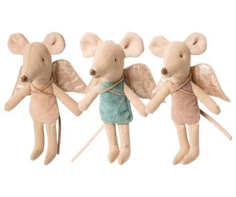 Maileg Fairy Maus Little Sister