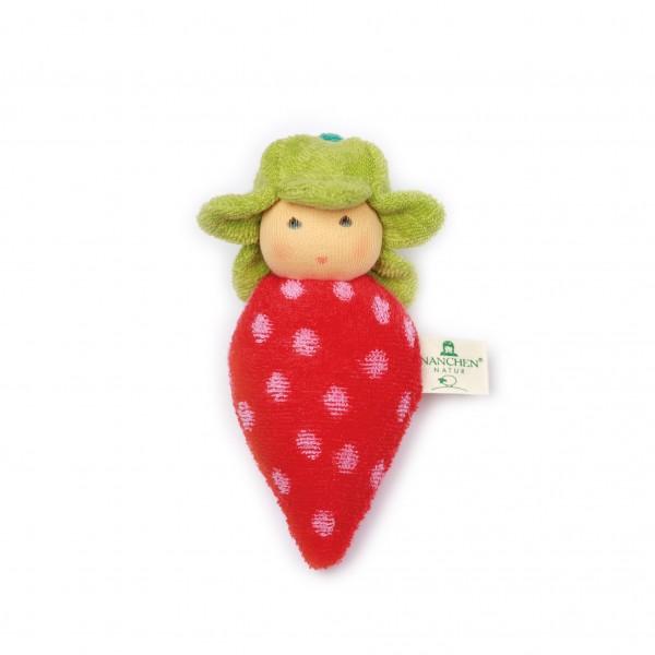 Nanchen Natur Greifling Erdbeere