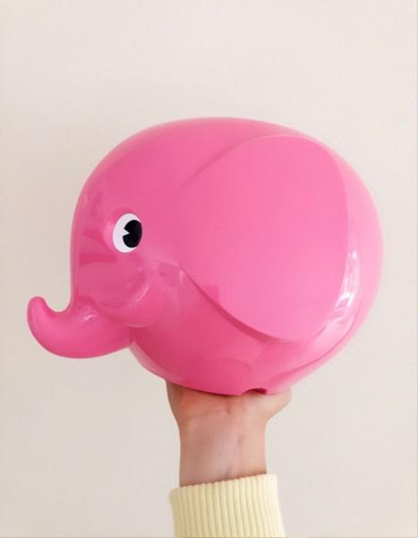 Omm Design Spardose Elefant XL pink