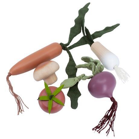 Sebra Holzspielzeug Gemüse
