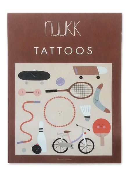 NUUKK Tattoos Sports