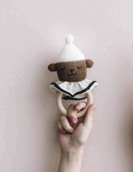 Main Sauvage Zahnungshilfe Teddy