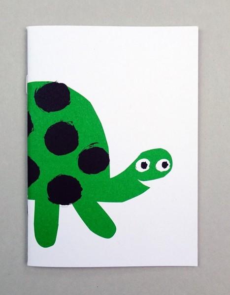 Lisa Jones Notizheft Schildkröte