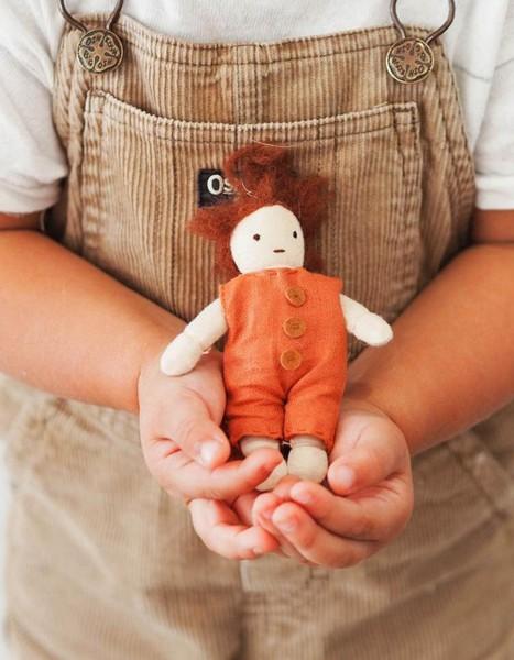 Olli Ella Holdie Folk Puppe Glen