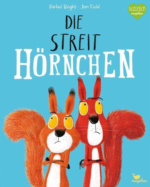 Buch Die Streithörnchen