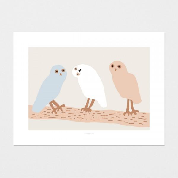 PRINT Hello Owls