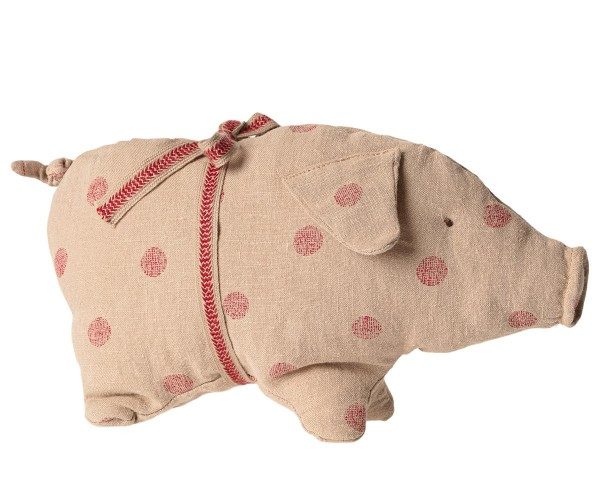 Maileg Schwein Little Pig Dots