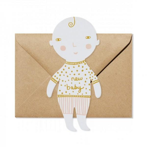 Karte Donna Wilson Baby
