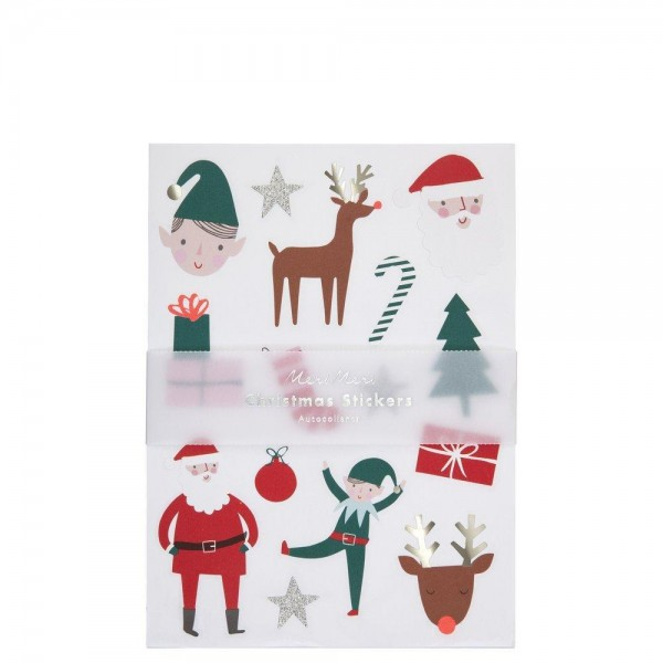 Meri Meri Sticker Christmas Icons