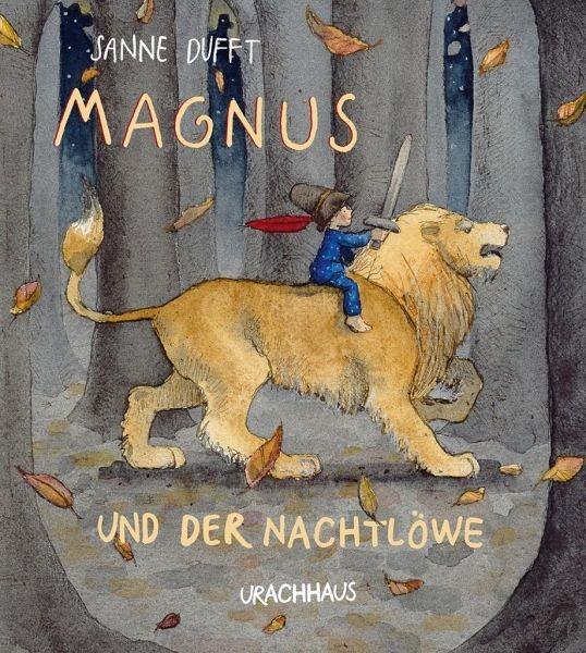 Buch Magnus und der Nachtlöwe