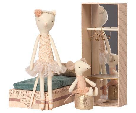 Maileg Ballettschule Katze und Maus