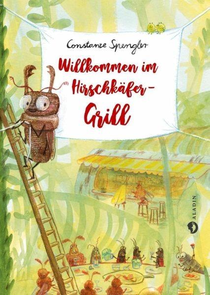 Buch Willkommen im Hirschkäfer-Grill