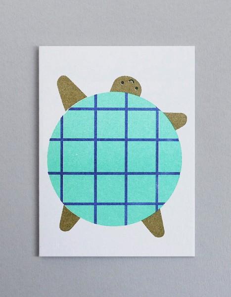 Scout Editions Karte Meeresschildkröte