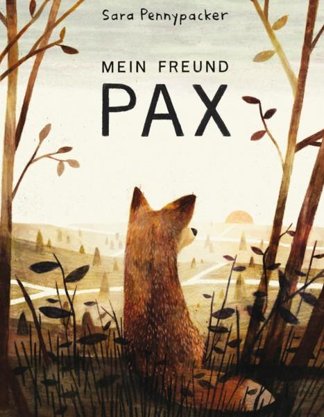 Buch Mein Freund Pax