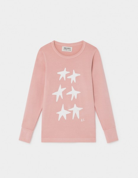 Bobo Choses Stars Long Sleeve T-Shirt