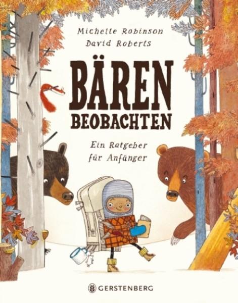 Buch Bären beobachten