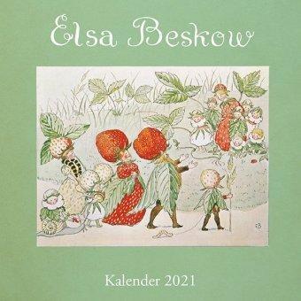 Kalender Elsa Beskow 2021