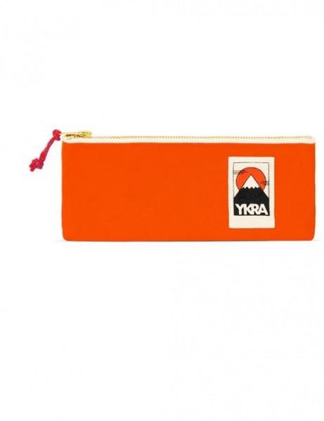 Ykra Pencilcase orange